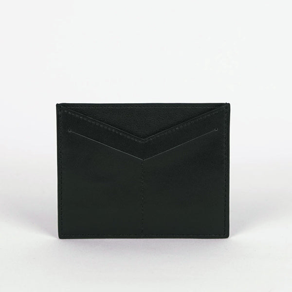 Wallet - Semi Cutout - Black