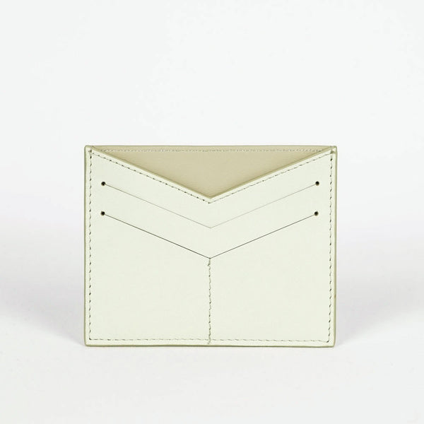 Wallet - Semi Cutout - Cream