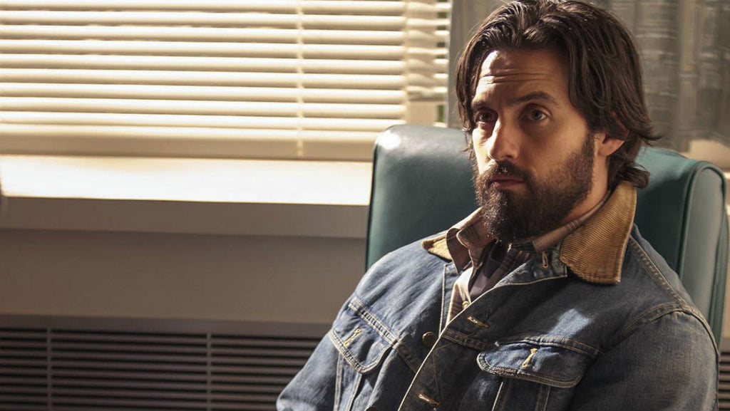 "Navigating Flashbacks In NBC's ""This Is Us"" With Jack Pearson's Facial Hair"