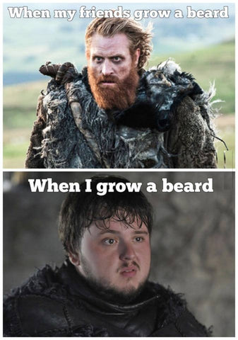 friend beard