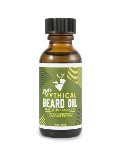 Rhett's Beard Oil