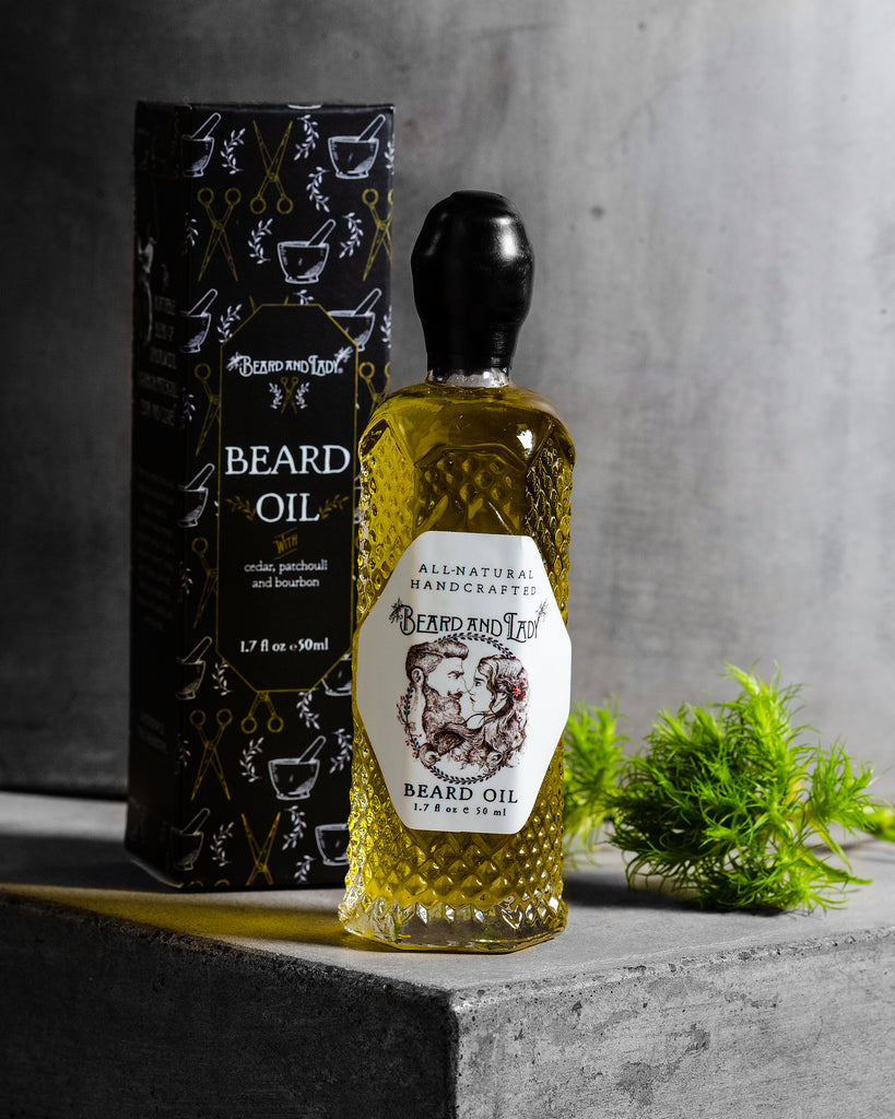 Beard and Lady Beard Oil