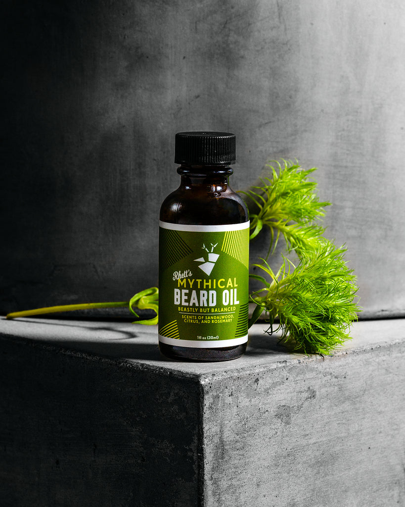 Rhett's Beard Oil - 1 oz