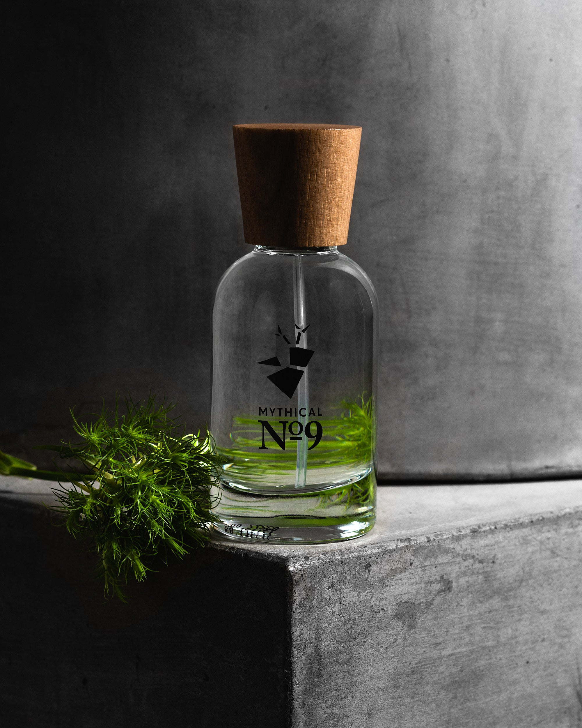 Mythical No 9 Fragrance - Beard and Lady