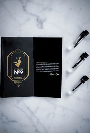 Mythical No 9 Fragrance Sample - Beard and Lady