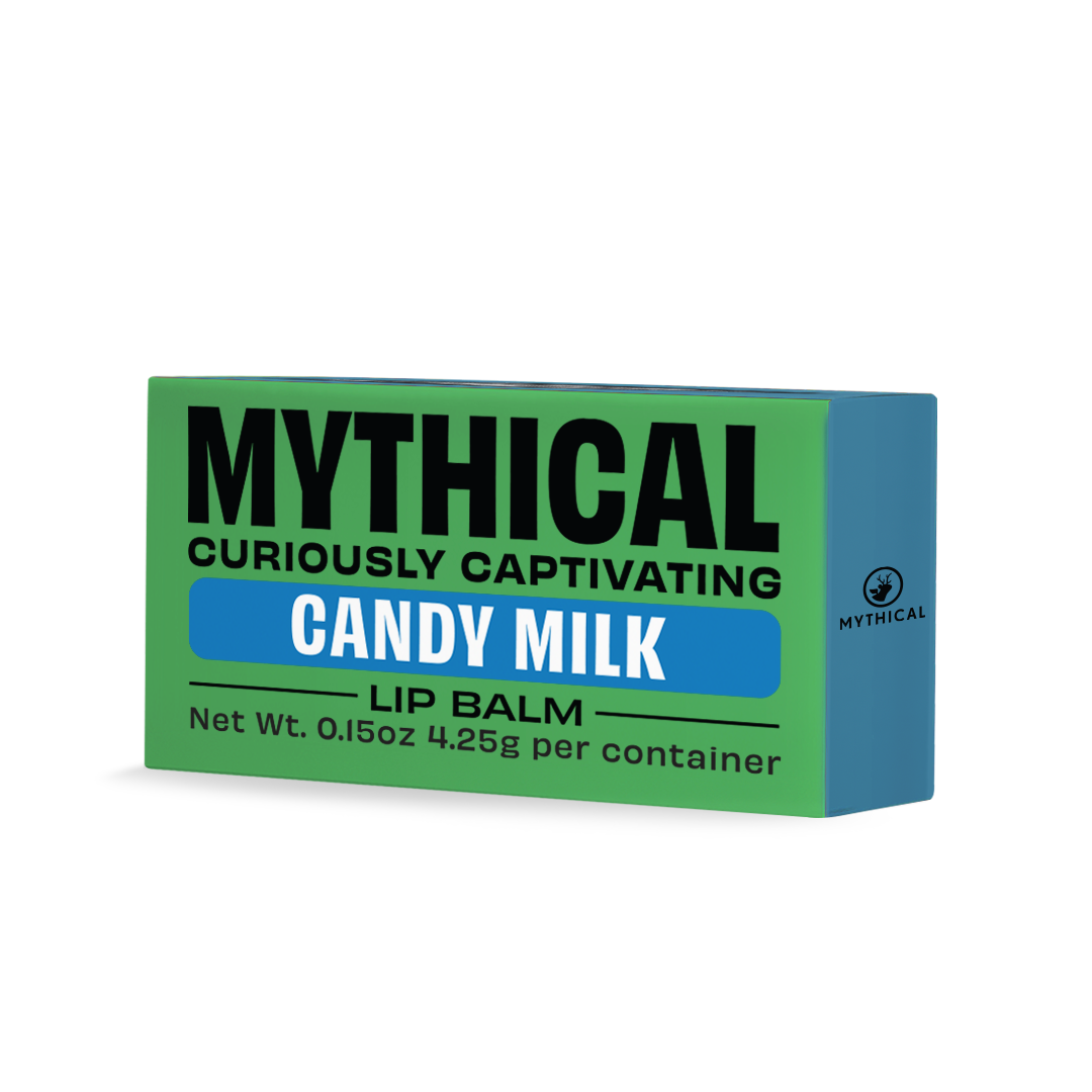 Mythical Candy Milk Lip Balm 2 pk