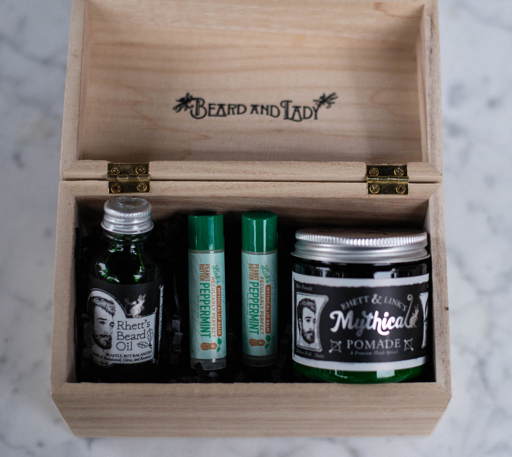 Original Mythical Gift Box - Beard and Lady