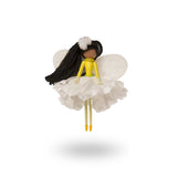 Chantelle - Doll, Ribbon Wand and Stand