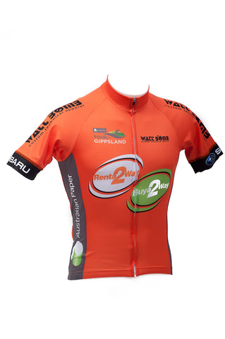 Most Agressive Rider - NRS Custom Jersey