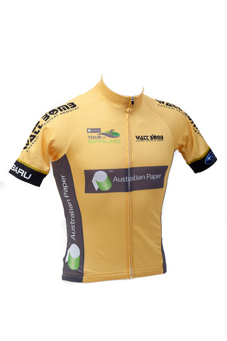 Australian Paper Tour of Gippsland General Classification Leaders Jersey