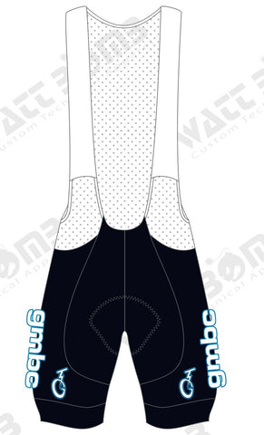 GMBC R5 Cycling Bib Shorts - Black