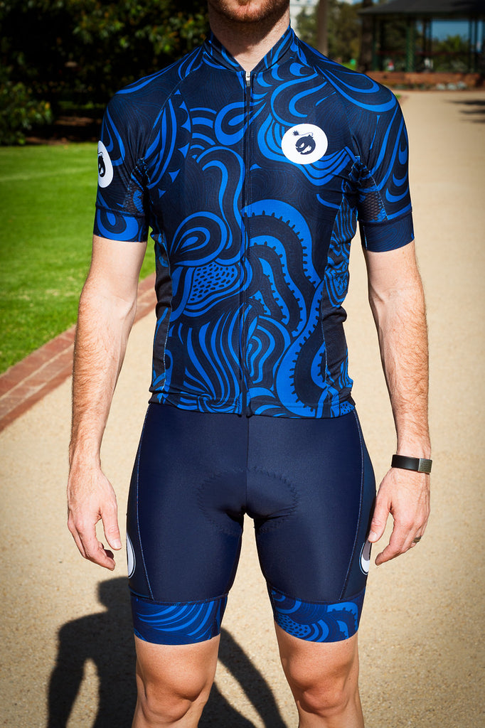 Season 4 - The Messiah Cycling Kit