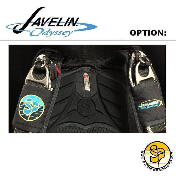 JAVELIN ODYSSEY OPTION Sun Path Backpad