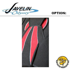 JAVELIN ODYSSEY OPTION Pinstripes and Pop Top Pin