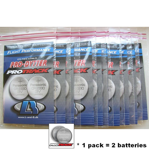 L&B CR2330 ProTrack I Batteries