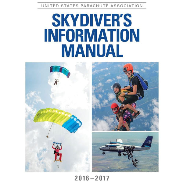 Skydivers Information Manual