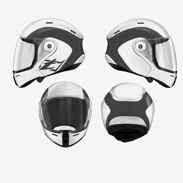 Tonfly Option X-DESIGN  - TFX Helmet