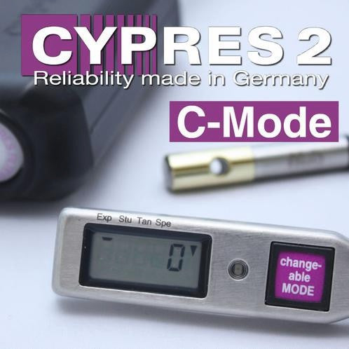 CYPRES 2 C-mode
