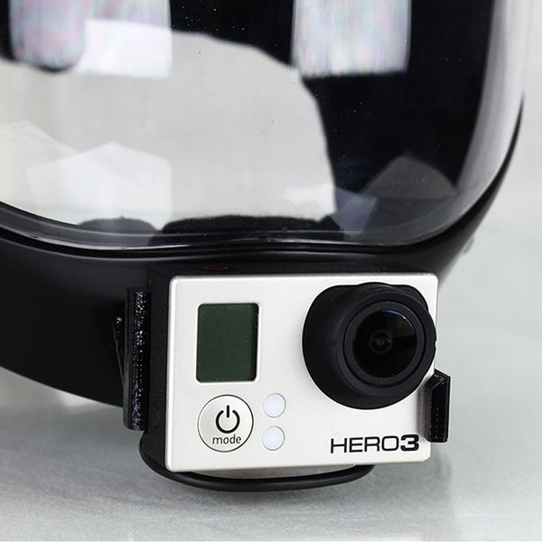 GrellFab #1002 GoPro Mount without housing HERO3/3+/4