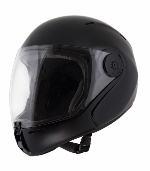 Tonfly TFX Full Face Helmet black