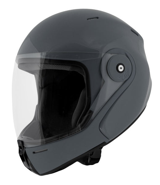 Tonfly TFX Full Face Helmet dark grey