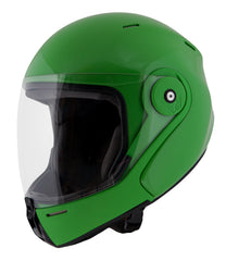 Tonfly TFX Full Face Helmet bright green