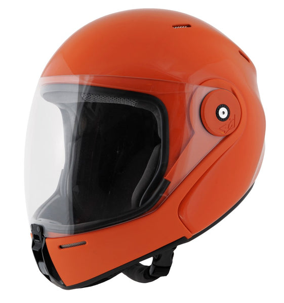 Tonfly TFX Full Face Helmet orange