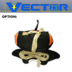 V3 OPTION: V-Stow Semi Stowless Deployment Bag
