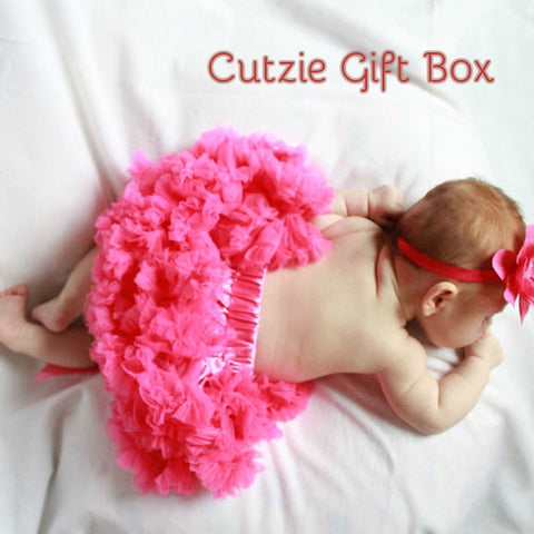 Baby Girl Cutzie Gift Box