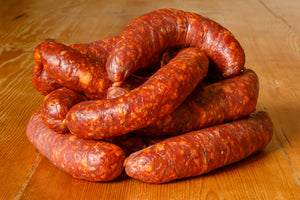 BRITISH COOKING CHORIZO