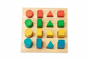 Q Toys Shape & Size Board
