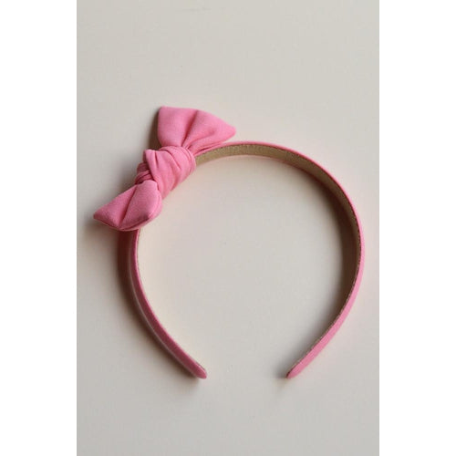 Pretty Wild Zoe Headband - Soft Pink-Jack & Willow