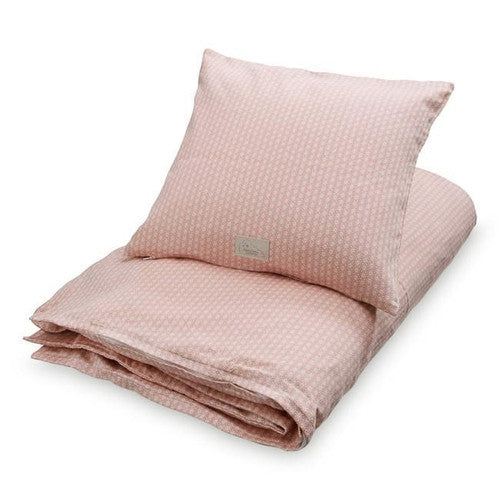 Cam Cam Bedlinen Sashiko Blush - Bassinet-Jack & Willow