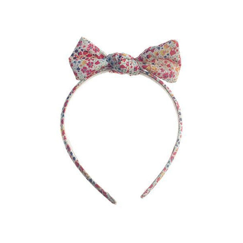 Pretty Wild Zoe Headband - Liberty Phoebe Flowers-Jack & Willow