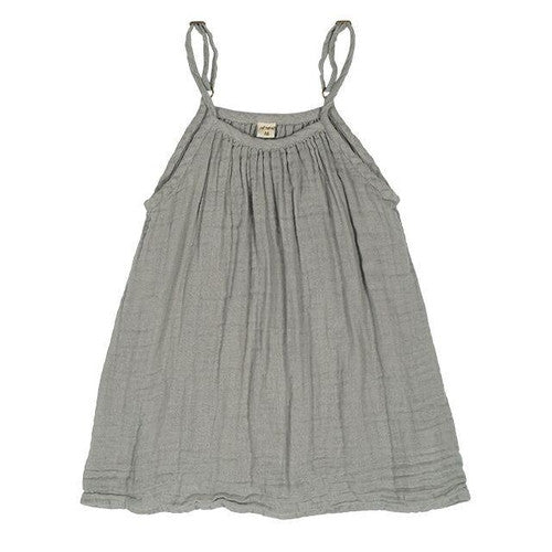 Numero 74 Mia Dress Silver Grey-Jack & Willow