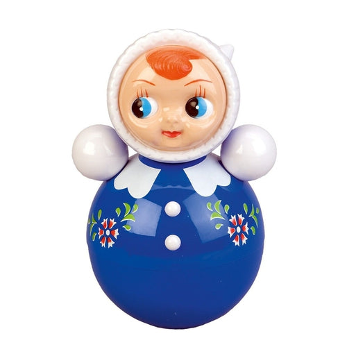 Kitsch Kitchen Roly Poly Tumbler - Blue-Jack & Willow