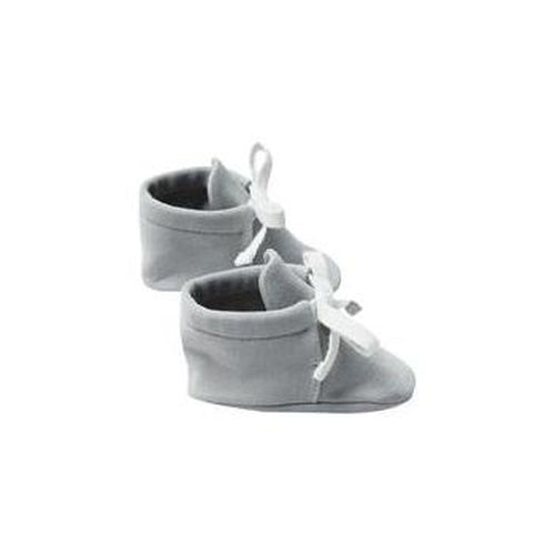 Quincy Mae Baby Booties - Dusty Blue-Jack & Willow