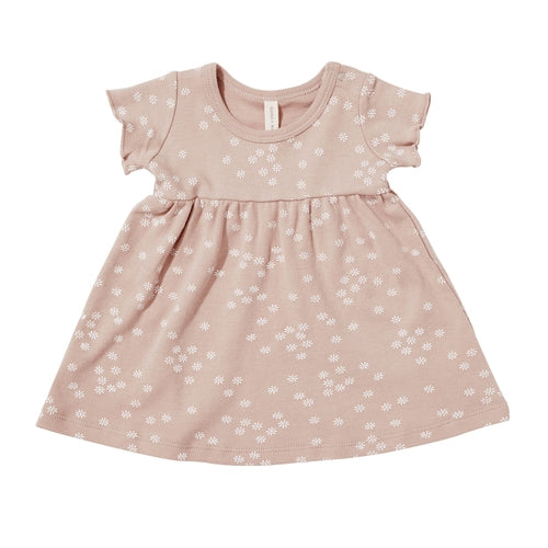 Quincy Mae Baby Dress - Rose Flowers-Jack & Willow