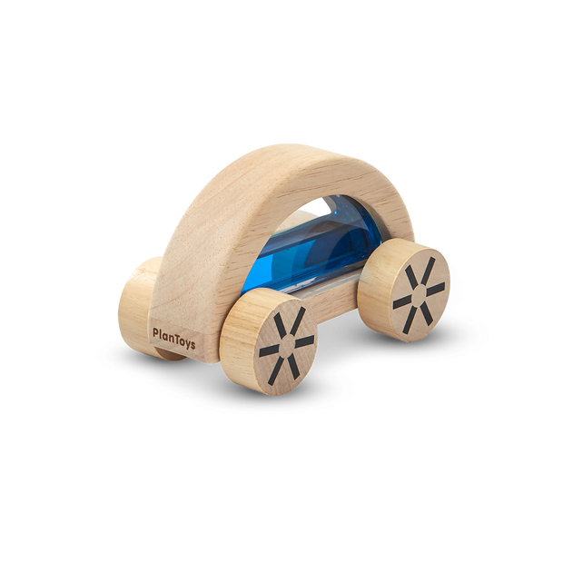 Plan Toys Wautomobile - Blue