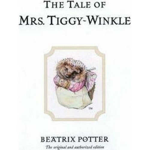 The Tale of Mrs Tiggy-Winkle by Beatrix Potter-Jack & Willow