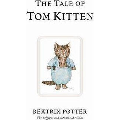 The Tale of Tom Kitten by Beatrix Potter-Jack & Willow
