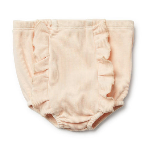 Wilson & Frenchy Nappy Pants - Peach Dust
