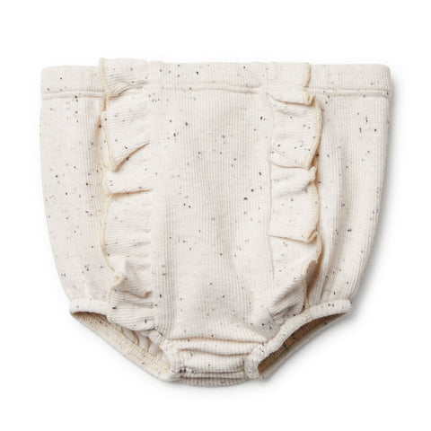 Wilson & Frenchy Nappy Pants - Fleck