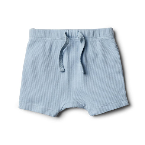 Wilson & Frenchy Shorts - Dusty Blue