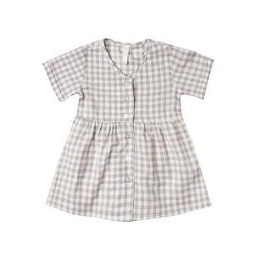 Rylee & Cru Jeanette Dress - Gingham-Jack & Willow