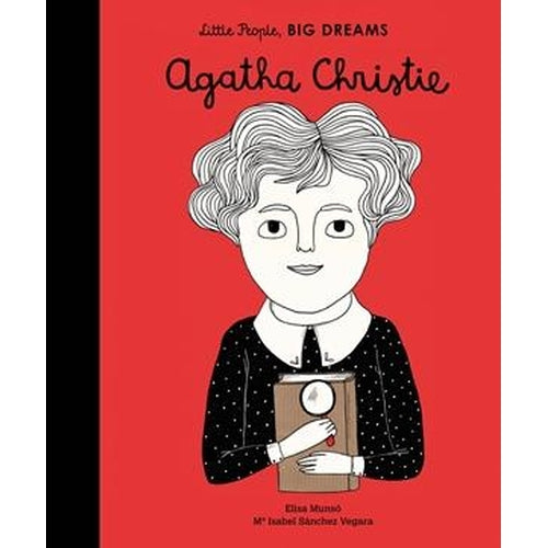 Little People, Big Dreams: Agatha Christie-Jack & Willow