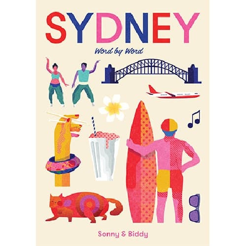 Sydney Word By Word by Sonny Day & Biddy Maroney-Jack & Willow