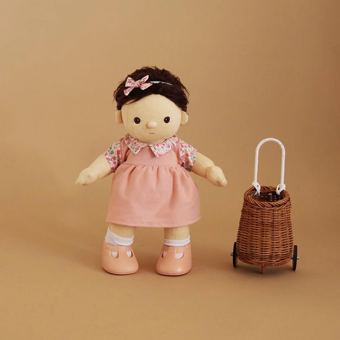 Olli Ella Dinkum Doll Aya Dress Set