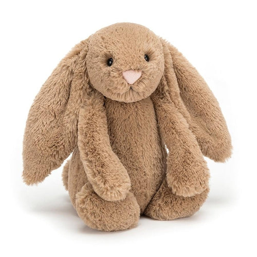 Jellycat Bashful Bunny Biscuit Medium (31cm)-Jack & Willow