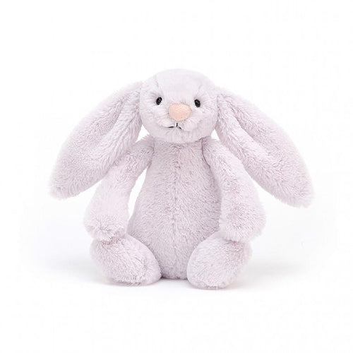Jellycat Bashful Bunny Lavender Small (18cm)-Jack & Willow